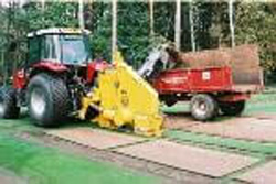 AFT trencher at Foxhills