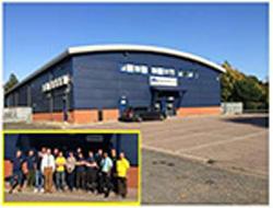 New AFT premises