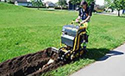 Land drainage