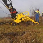 MH100-Excavator-mounted-trencher6